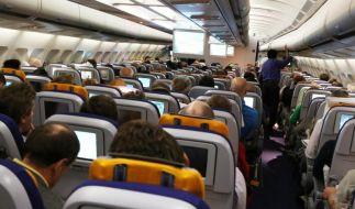 Zu wenig Personal: Lufthansa fliegt mit verkleinerten Crews (Foto)