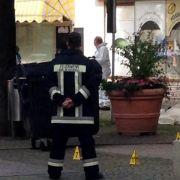 Raubmord in WM-Nacht: Fahnder fassen jungen Soldaten (Foto)