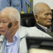 Drahtzieher des Rote-Khmer-Regimes schuldig gesprochen (Foto)