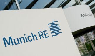 Hohe Schäden treffen Munich Re (Foto)