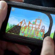 Computerspielbranche boomt dank Smartphones und Tablets (Foto)