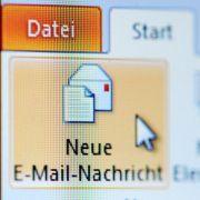 Datenschutzbeauftragte:Scannen von E-Mails ist «Grundrechtseingriff» (Foto)