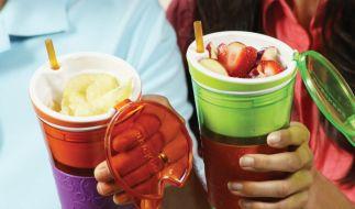 Snack und Getränk immer griffbereit - kein Problem mit Snackeez. (Foto)