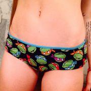 Raten Sie mal, welcher Star offensichtlich Ninja-Turtles-Fan ist! (Foto)