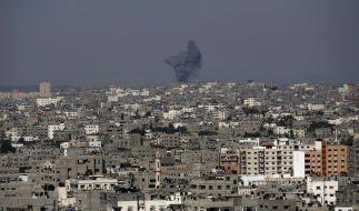 Neue Gewalt im Gaza-Konflikt (Foto)