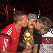 Rihanna will Fußball-Club kaufen (Foto)