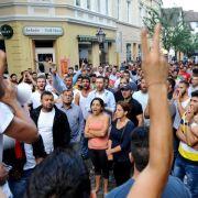 «Das ist Völkermord»: Jesiden demonstrieren friedlich in Bielefeld (Foto)