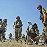Erneut zahlreiche Tote bei Gefechten in der Ostukraine (Foto)