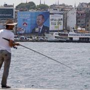 Erdogan verspricht vor Präsidentenwahl «neue Türkei» (Foto)