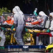 Behörden geben nach Ebola-Verdacht in Hamburg Entwarnung (Foto)