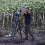 Ukraine lehnt Waffenruhe ab (Foto)