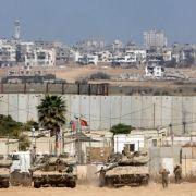 Israel und Hamas einigen sich auf neue Waffenruhe (Foto)