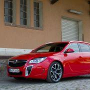 Test Opel Insignia Sports Tourer OPC – Sportlich und bequem (Foto)