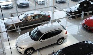 Analyse: Globaler Automarkt trübt sich wegen Risiken ein (Foto)