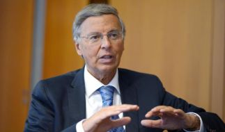 Ein weiteres Hilfpaket für Griechenland wurde beschlossen, nun zieht Wolfgang Bosbach persönliche Konsequenzen. (Foto)
