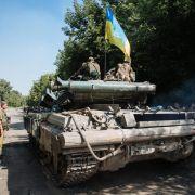Ukraine stimmt Hilfsmission für umkämpften Osten zu (Foto)
