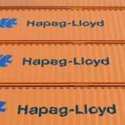 Containerreederei Hapag-Lloyd verbucht Verluste (Foto)