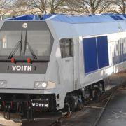 Voith hat Probleme mit Getrieben in Chinas Zügen (Foto)