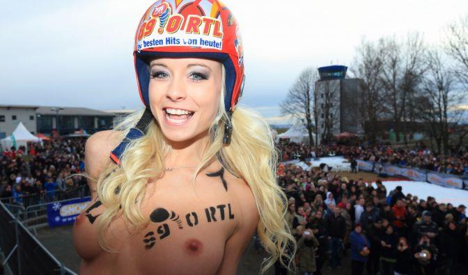 Ein Porno-Sternchen darf bei Promi Big Brother natürlich nicht fehlen: Diese Rolle ist Mia Magma wie auf den Leib geschrieben. (Foto)