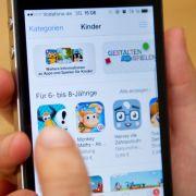 Immer mehr Kinder nutzen täglich das Internet (Foto)