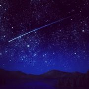 So schön war die große Sternschnuppen-Nacht in Deutschland (Foto)
