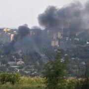 Russischer Hilfskonvoi rollt auf ukrainische Grenze zu (Foto)