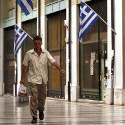 Griechische Wirtschaft schlägt sich besser als erwartet (Foto)