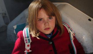 Die 10-jährige Natascha Kampusch (Amelia Pidgeeon) wurde entführt und acht Jahre lang gefangen gehalten. (Foto)