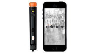 Pfefferspray The Defender war im Crowdfunding bei Indiegogo ein voller Erfolg. (Foto)