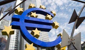 EZB: Weiter große Risiken für Wirtschaftsentwicklung im Euroraum (Foto)