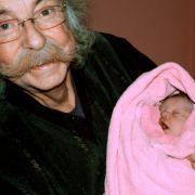 Deshalb sollten alte Männer keine Kinder mehr zeugen (Foto)
