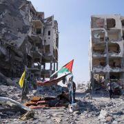 Waffenruhe in Nahost hält vorerst (Foto)