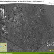 Russische Militärfahrzeuge offenbar in der Ukraine gesichtet (Foto)