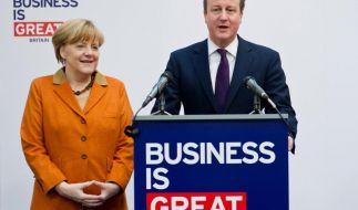Großbritanniens Wirtschaft legt weiter zu (Foto)
