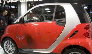 Daimler muss 50 000 Smart in China zurückrufen (Foto)