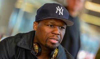 50 Cent, der mit bürgerlichem Namen Curtis Jackson heißt, täuscht die Pleite nur vor. (Foto)