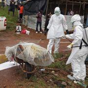 Entwarnung nach Ebola-Verdachtsfall in Frankfurt (Foto)