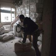 Psychologe: Töten im Krieg kann zur Sucht werden (Foto)