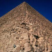 Sachsen gibt Ägypten entwendete Pyramiden-Proben zurück (Foto)
