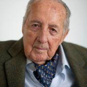 Journalist und Autor Peter Scholl-Latour ist tot (Foto)