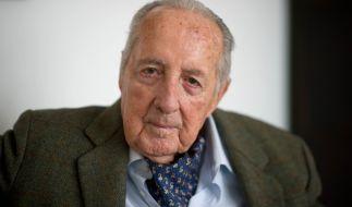 Peter Scholl-Latour hat zahlreiche Bücher geschrieben, viele wurden zu Bestsellern. (Foto)