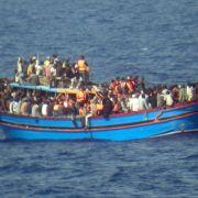 Italiens Marine rettet mehr als 1900 Bootsflüchtlinge (Foto)