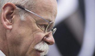 Daimler droht Geldstrafe wegen Preisabsprachen in China (Foto)