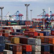 Mehr Riesenfrachter aus Fernost laufen Hamburger Hafen an (Foto)