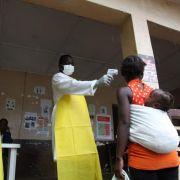 Liberia droht Ebola-GAU: Schießbefehl an der Grenze (Foto)