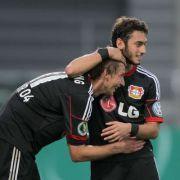Bayer auf Champions-League-Kurs: Wiederholung in der ZDF-Mediathek (Foto)
