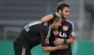 Stefan Kießling muss mit Bayer Leverkusen zuerst in Kopenhagen antreten. (Foto)