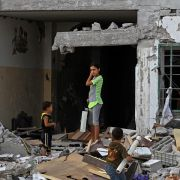 Israel und Palästinenser verlängern Waffenruhe um 24 Stunden (Foto)