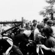 «Paneuropäisches Picknick»: Wie DDR-Bürger den Mauerfall probten (Foto)
