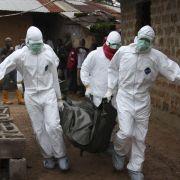 Ebola-Epidemie: Jetzt 1229 Todesfälle registriert (Foto)